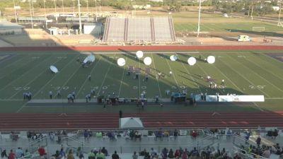 "Marble Falls H.S. ""Marble Falls TX"" at 2021 USBands Liberty Hill Regional"