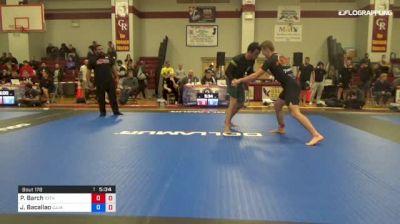 Pj Barch vs Joshua Bacallao 1st ADCC North American Trials