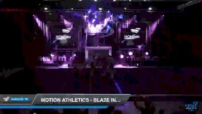 Motion Athletics - Blaze Intensity [2019 Senior 3 Day 2] 2019 US Finals Las Vegas