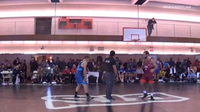 67 kg Prelims - Lenny Merkin, New York Athletic Club vs Michael Hooker, Army (WCAP)