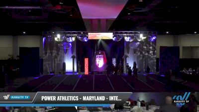 Power Athletics - Maryland - Intensi-5 [2021 L5 Junior Day 1] 2021 Queen of the Nile: Richmond