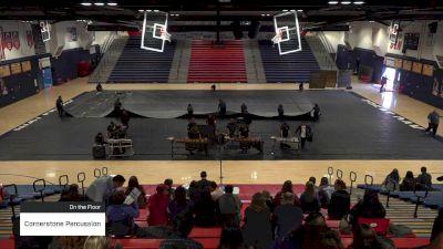 Cornerstone Percussion at 2019 WGI Percussion|Winds Temecula Regional
