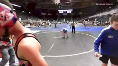 109 lbs Consi Of 8 #2 - Devin Seanz, Western Slope Elite vs Ryan Comstock, Heights WC