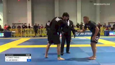 FELLIPE UBAIZ TROVO vs DYLAN LEE ROYCE 2021 American National IBJJF Jiu-Jitsu Championship