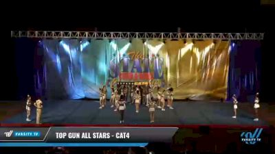 Top Gun All Stars - CAT4 [2021 L4 Senior Coed - Medium Day 2] 2021 The STATE DI & DII Championships
