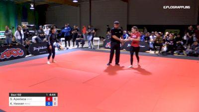 Breanna Stikkelman vs Hansol An 2019 ADCC North American Trials