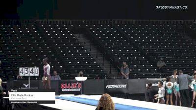 Ella Kate Parker - Vault, Cincinnati Gym - 2021 GK US Classic & Hopes Championship