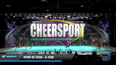 Spirit of Texas - A-Team [2021 L6 Senior - Medium Day 1] 2021 CHEERSPORT National Cheerleading Championship