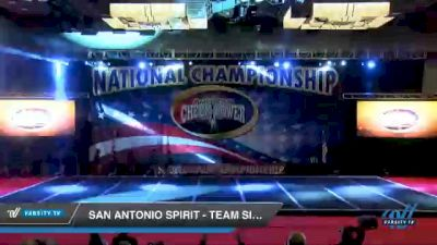 San Antonio Spirit - Team Silver [2021 L5 Junior - D2 Day 2] 2021 ACP Southern National Championship
