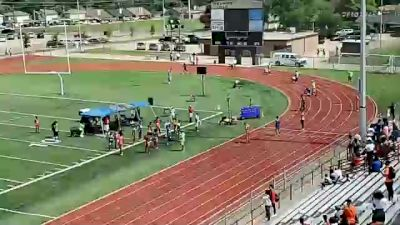 Youth Boys' 4x400m Relay, Finals 2 - Age 17-18