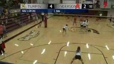 Replay: Turpin vs Anderson | Sep 21 @ 7 PM