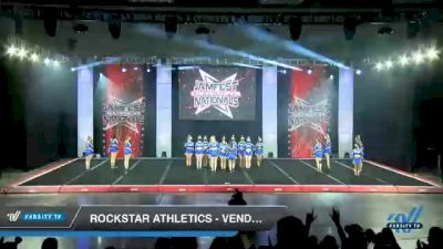 Rockstar Athletics - Vendetta [2021 L4 Senior - D2 - Small - B Day 2] 2021 JAMfest Cheer Super Nationals