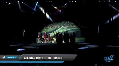 All-Star Revolution - Justice [2021 L5 Senior Coed Day 1] 2021 ACP Cash Bash Championship
