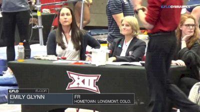 Emily Glynn - Floor, DU - Denver Winterfest Classic (NCAA)