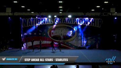Step Ahead All-Stars - Starlites [2021 L1 Senior - D2 Day 1] 2021 ACP: Tournament of Champions