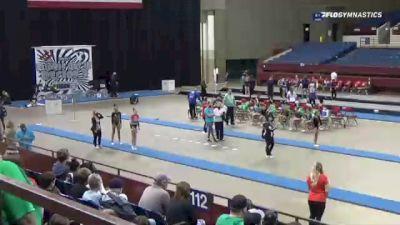 Madelyn  Everett  - Double Mini Trampoline, World Champions Centre  - 2021 Region 3 T&T Championships