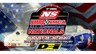 Full Replay | NMRA/NMCA All-American Nationals 8/28/20
