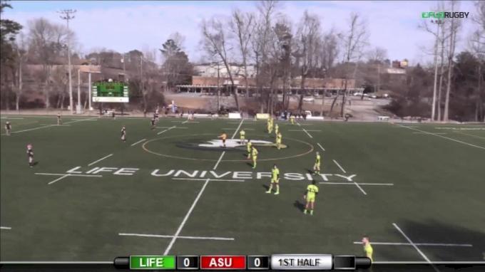 Full Match: Arkansas State vs Life