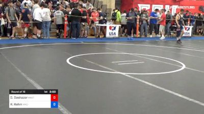 Full Replay - 2019 Last Chance Senior World Team Trials Qualifier - Mat 2 - May 3, 2019 at 2:56 PM EDT