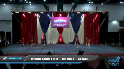 Woodlands Elite - Humble - Aviators [2021 L1 Youth - Novice Day 2] 2021 The American Spectacular DI & DII