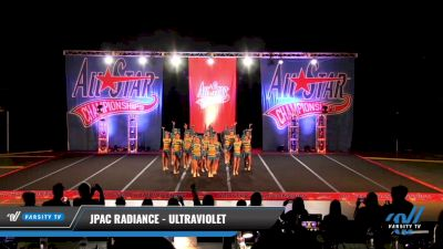 JPAC Radiance - Ultraviolet [2021 L7 International Open Day 2] 2021 ASCS: Tournament of Champions & All Star Prep Nationals