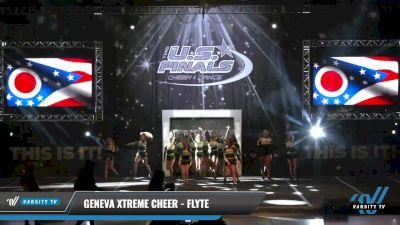 Geneva Xtreme Cheer - Flyte [2021 L1 Junior - Medium Day 1] 2021 The U.S. Finals: Louisville