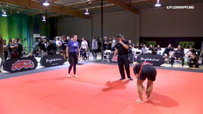 Maggie Grindatti vs Kim Bowser 2019 ADCC North American Trials