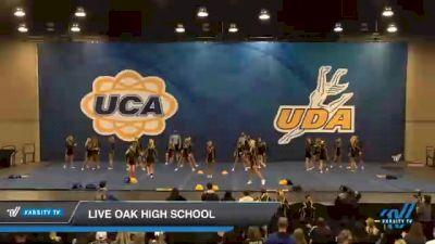 Live Oak High School [2020 Large Varsity Day 2] 2020 UCA Magnolia Championship