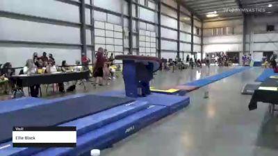 Ellie Black - Vault - 2021 Region 1 Women's Championships