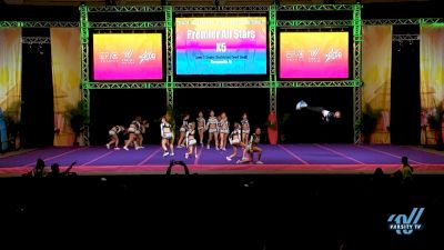 Premier All Stars (NJ) [2019 X5 L5 Senior Restricted Coed - Small] 2019 Reach The Beach Nationals