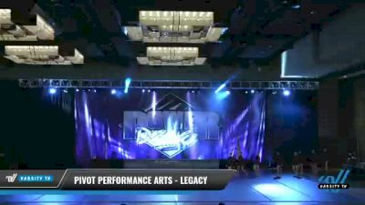 Pivot Performance Arts - Legacy [2021 Senior - Contemporary/Lyrical - Small Day 2] 2021 ACP Power Dance Nationals & TX State Championship