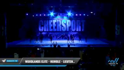 Woodlands Elite - Humble - Lieutenants [2021 L2 Youth - Small - A Day 2] 2021 CHEERSPORT National Cheerleading Championship
