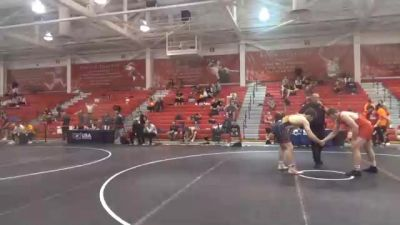 92 kg Consolation - Gunner Cash, Oklahoma vs Ryan Yarnell, Missouri