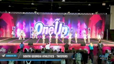 South Georgia Athletics - Twisters [2021 L5 Junior - D2 Day 1] 2021 One Up National Championship