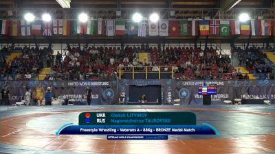 Replay: Mat B - 2021 Veterans World Championships | Oct 21 @ 6 PM