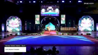 Fort Myers Firecats [2020 Hip Hop - Varsity - Dance Day 2] 2020 Pop Warner National Cheer & Dance Championship