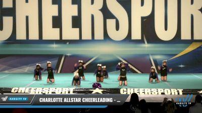 Charlotte Allstar Cheerleading - Strawberry [2021 L1 Tiny - Novice - Restrictions Day 1] 2021 CHEERSPORT: Charlotte Grand Championship