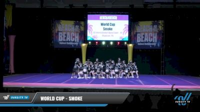 World Cup - Smoke [2021 L6 International Open Coed - NT Day 1] 2021 ACDA: Reach The Beach Nationals