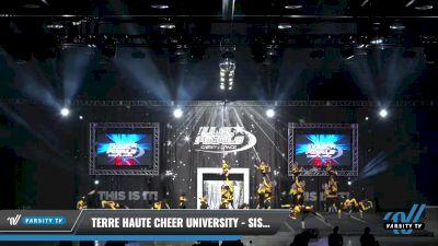 Terre Haute Cheer University - SISTER ACT [2021 L3 Senior - Medium Day 2] 2021 The U.S. Finals: Louisville
