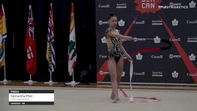 Samantha Pfeil - Ribbon, HPTC International