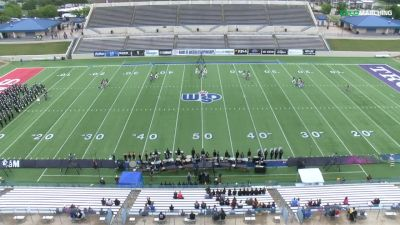 Round Rock (TX) at Bands of America Waco Regional Championship, presented by Yamaha