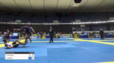 Pedro Marinho vs Jeferson Guaresi World IBJJF Jiu-Jitsu No-Gi Championships