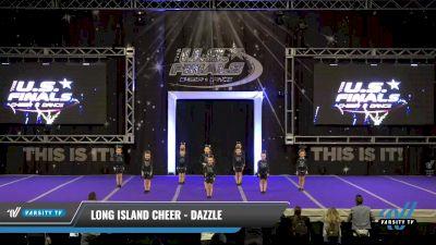Long Island Cheer - Dazzle [2021 L1 Tiny Day 1] 2021 The U.S. Finals: Ocean City