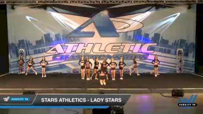 Stars Athletics - Lady Stars [2021 L2 Senior - Non-Building - D2 Day 2] 2021 Athletic Championships: Chattanooga DI & DII