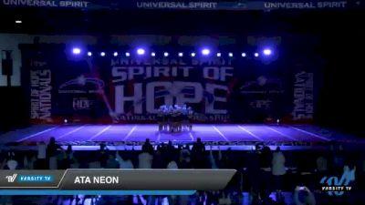 ATA Neon [2021 Youth 1 Day 2] 2021 Universal Spirit: Spirit of Hope National Championship