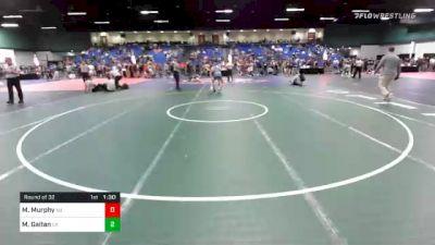 160 lbs Prelims - Michael Murphy, NJ vs M.J. Gaitan, CA