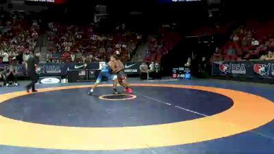 63 kg Round 1 - Sam Jones, New York Athletic Club vs David Stepanian, New York Athletic Club