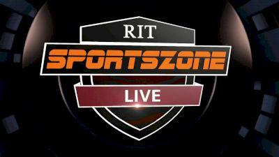 Full Replay - UMass Lowell vs RIT | Atlantic Hockey