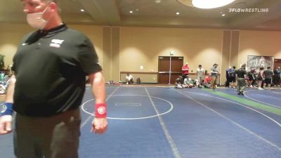 170 lbs Rr Rnd 2 - Caeden Troeger, Curby 3 Style Wrestling Club vs Elias Goosmann, Curby 3 Style Wrestling Club