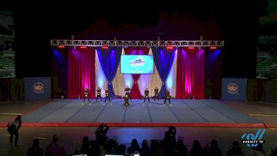 ICE - Black Ice [2021 Senior - Hip Hop Day 2] 2021 The American Gateway DI & DII